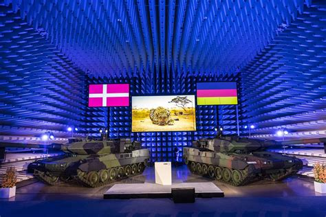 Denmark and Germany Receive First Leopard 2A7V Main Battle