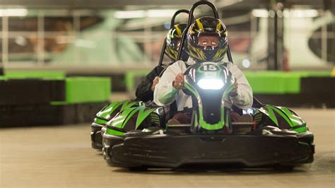 Andretti Indoor Karting & Games - At Grandscape - The