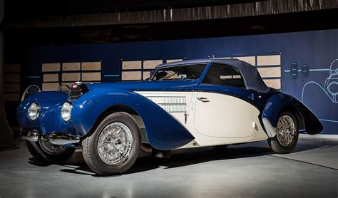Step inside the world's greatest Bugatti collection by CAR