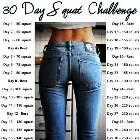 About that 30 Day Squat Challenge