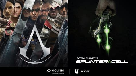 Assassin's Creed and Splinter Cell coming to Oculus | Rock