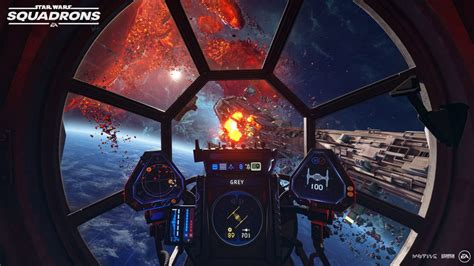Star Wars: Squadrons Gameplay Trailer and Release Date
