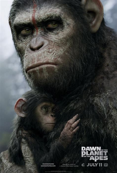Dawn of the Planet of the Apes (2014) Movie Trailer