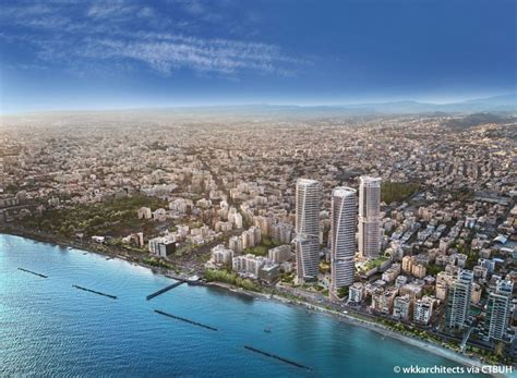 Trilogy Limassol Seafront East Tower - The Skyscraper Center