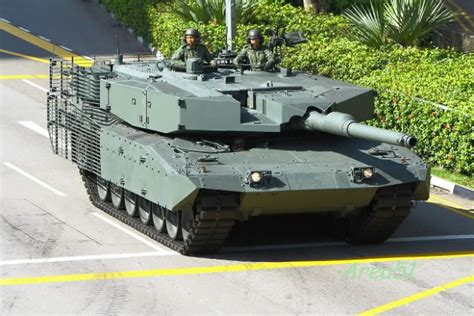 Leopard 2A4SG image - Tank Lovers Group - Mod DB
