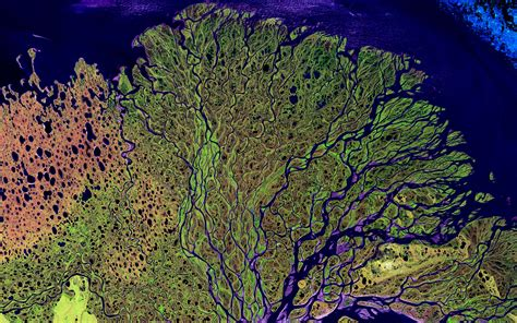 Lena Delta, Russia – Climate Change: Vital Signs of the Planet