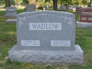 Addie May Johnson Wadlow (1897 - 1980) - Find A Grave Memorial